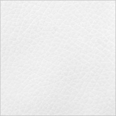 натуральная кожа белого цвета