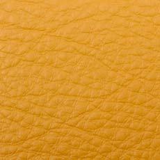 натуральная кожа жёлтого цвета