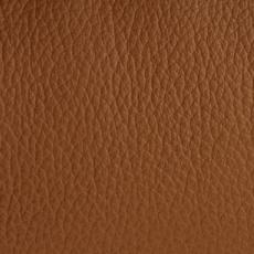 натуральная кожа коричневого цвета