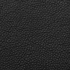 экокожа премиум чёрного цвета матовая