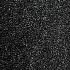 экокожа премиум чёрного цвета глянцевая
