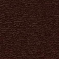 экокожа темно - коричневого цвета