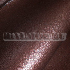 натуральная кожа Prestige Choco